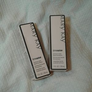 private bundle Mary Kay foundation